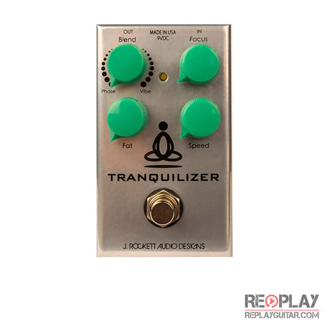 J. Rockett Tranquilizer *Open Box*