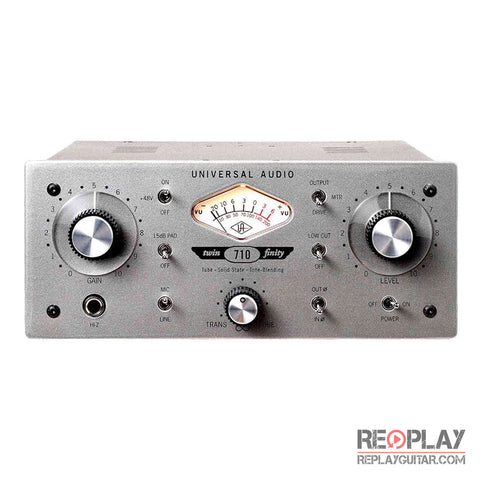 Universal Audio 710 Twin-Finity Microphone Preamp *Demo Model*