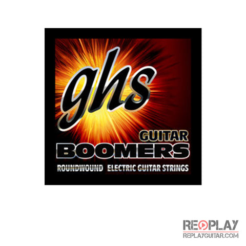 GHS Boomers 6-String Medium