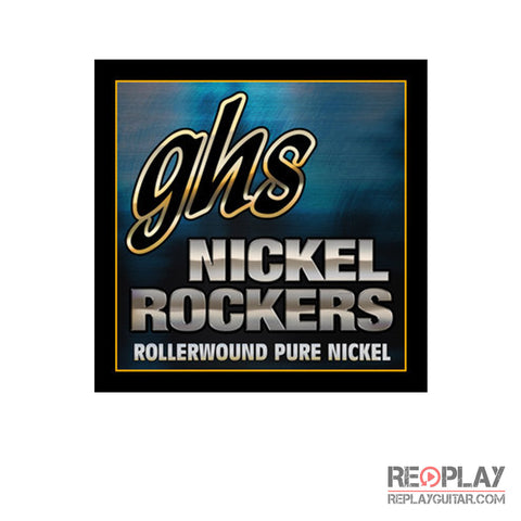 GHS Nickel Rockers Light