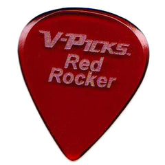 V-Picks Red Rocker, Red