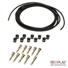 George Ls Effects Cable Kit (Black)