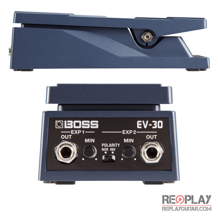 Used Boss EV-30 Dual Expression Pedal