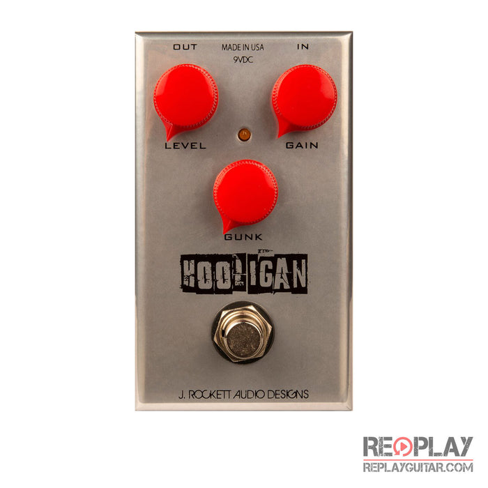 Used - J. Rockett Hooligan Fuzz