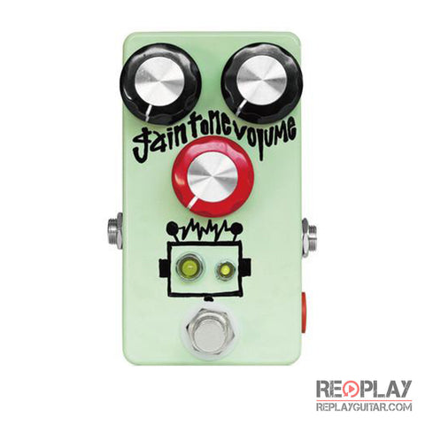 Hungry Robot - The Hungry Robot [LG] (Low Gain Overdrive w/6 Internal Dipswitches)