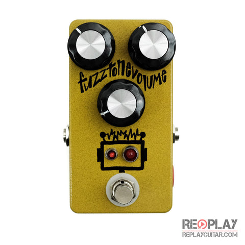 Hungry Robot - The Hungry Robot [FZ] (Fuzz w/6 Internal Dipswitches) *Demo Model*