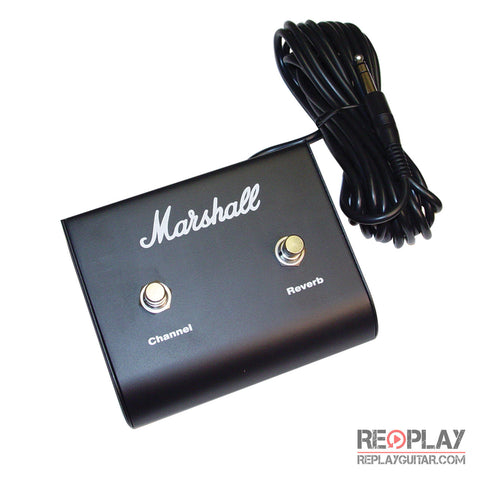 Used Marshall PEDL-91004 2-Way Footswitch