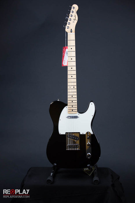 Fender Standard Telecaster (Black) *Demo Model*
