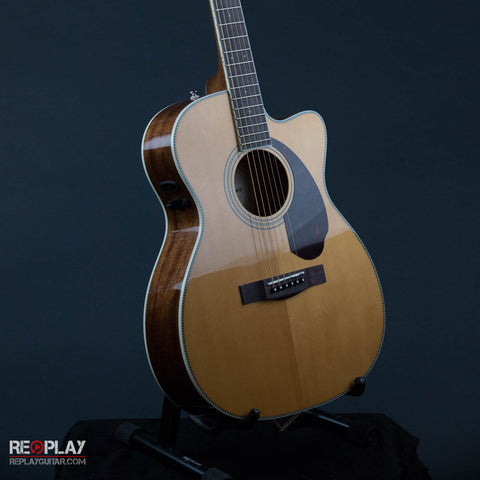 Fender PM-3 Triple-0 Natural