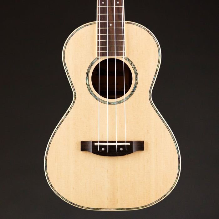Kanaloa KT-S Tenor Ukulele with Spruce top