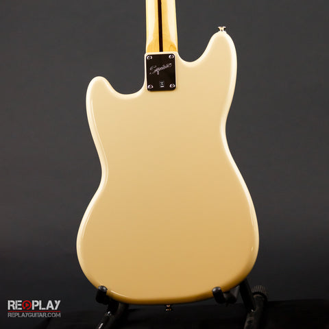 Squier - Vintage Modified Mustang - Vintage White