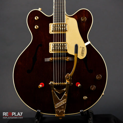 Gretsch G6122T-62 Country Gentleman - Walnut