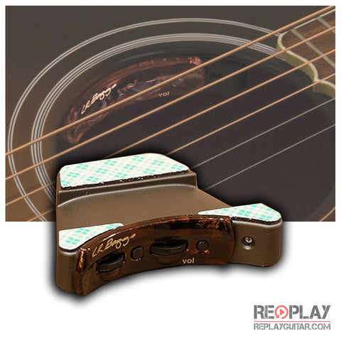 L.R. Baggs Session VTC Onboard Acoustic Guitar Pickup and Preamp