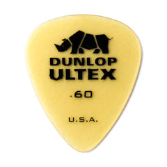 Dunlop Ultex Standard .60mm Pick, 6-Pack
