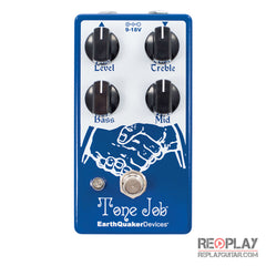 EarthQuaker Tone Job EQ & Boost Pedal *Open Box*