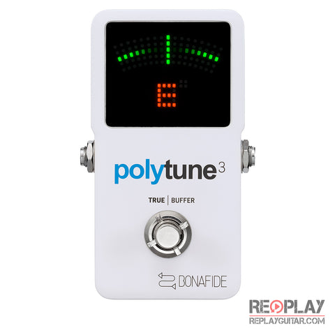 TC Electronic PolyTune 3 Tuner