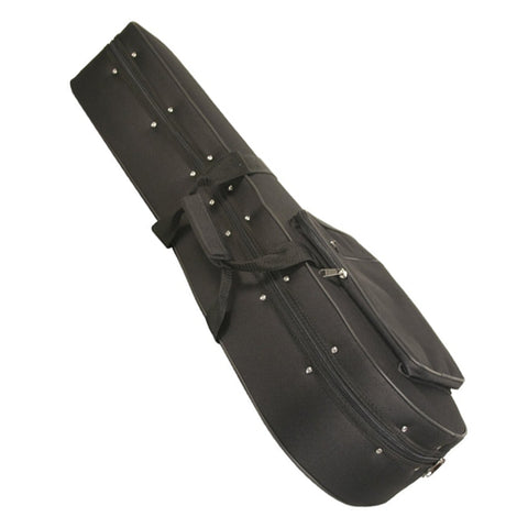 Guardian Featherweight Soprano Ukulele Case, Black