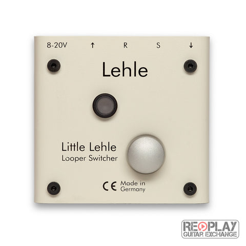Lehle - Little Lehle II - true bypass looper and switcher