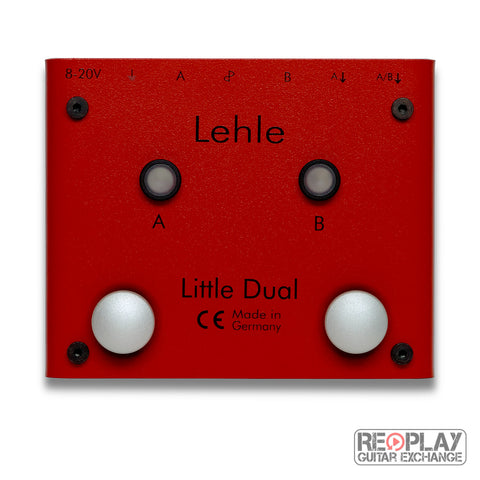Lehle - Little Dual - ABY switcher