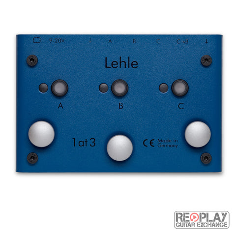 Lehle - 1at3 SGoS - A/B/C switcher