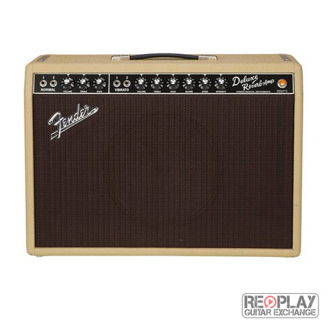 Fender Limited Edition '65 Deluxe Reverb Tan/Oxblood