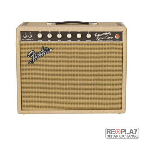 Fender Limited Edition '65 Princeton Reverb Tan/Wheat