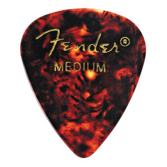 Fender 351 Shape Medium Classic Pick, 12-Pack