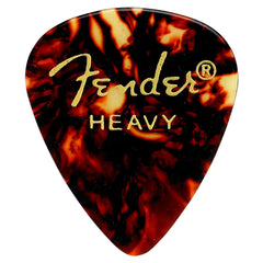 Fender 351 Shape Heavy Classic Pick, 12-Pack