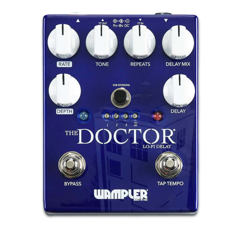 Wampler - The Doctor Delay Pedal