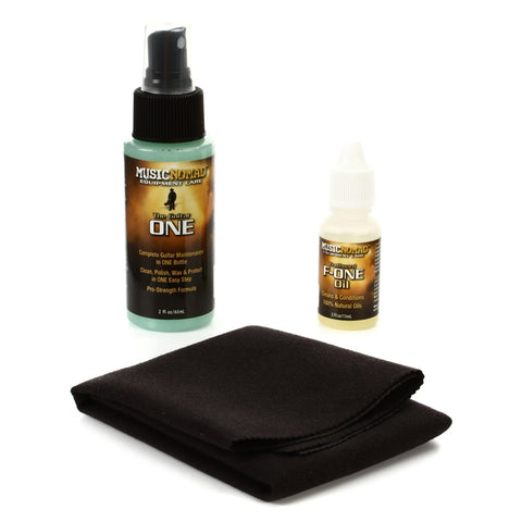 Music Nomad Premium Guitar Care Kit