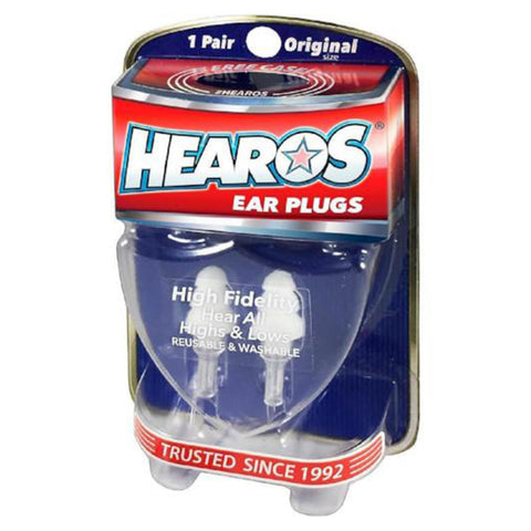 Hearos High-Fidelity Long-Term Ear Plugs