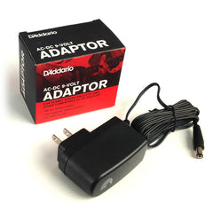 D'Addario PW-CT 9V power adaptor 500ma