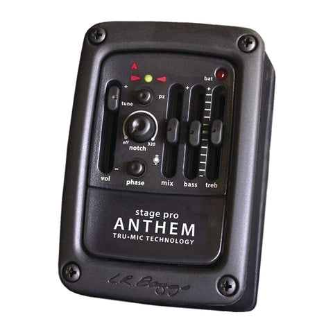 L.R. Baggs StagePro Anthem Microphone/Pickup System