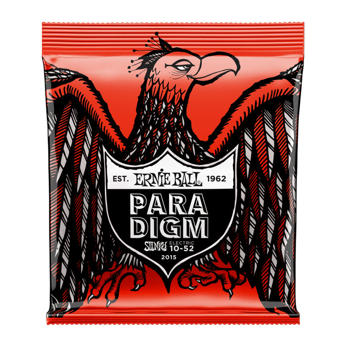 Ernie Ball Skinny Top Heavy Bottom Paradigm Electric Strings, 10-52 Gauge