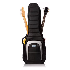 Mono M80-2G-BLK Dual Electric Guitar Case, Jet Black *Demo Model*