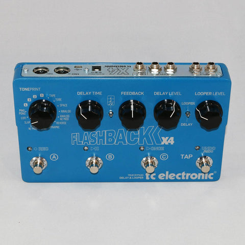 Used - TC Electronic Flashback X4 Delay