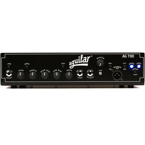 Aguilar AG 700 Bass Head, front