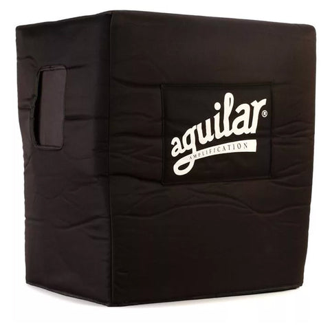 Aguilar SL 410x Bass Cabinet Cover, angle