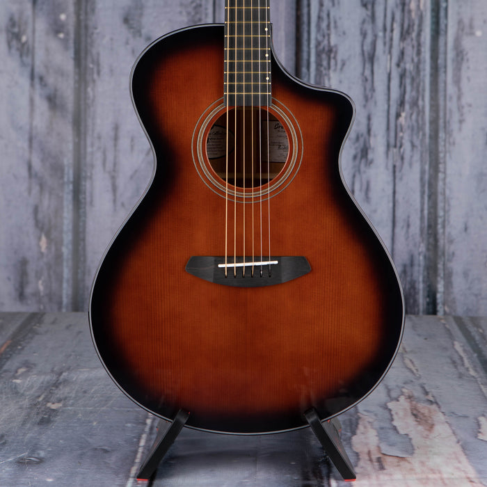 Breedlove Performer Concert Bourbon CE Acoustic/Electric, Bourbon Burst
