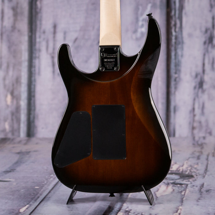 Charvel Limited Edition Super Stock Model 1888, Dark Brown Sunburst