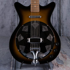 Danelectro '59 Resonator, Tobacco Sunburst