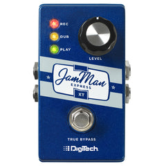 Used DigiTech JamMan Express XT Compact Stereo Looper Pedal