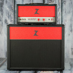 Used Dr. Z Limited Edition 30th Anniversary Mazerati Amplifier, Black and Red
