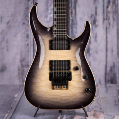 ESP LTD E-II Horizon FR, Black Natural Burst