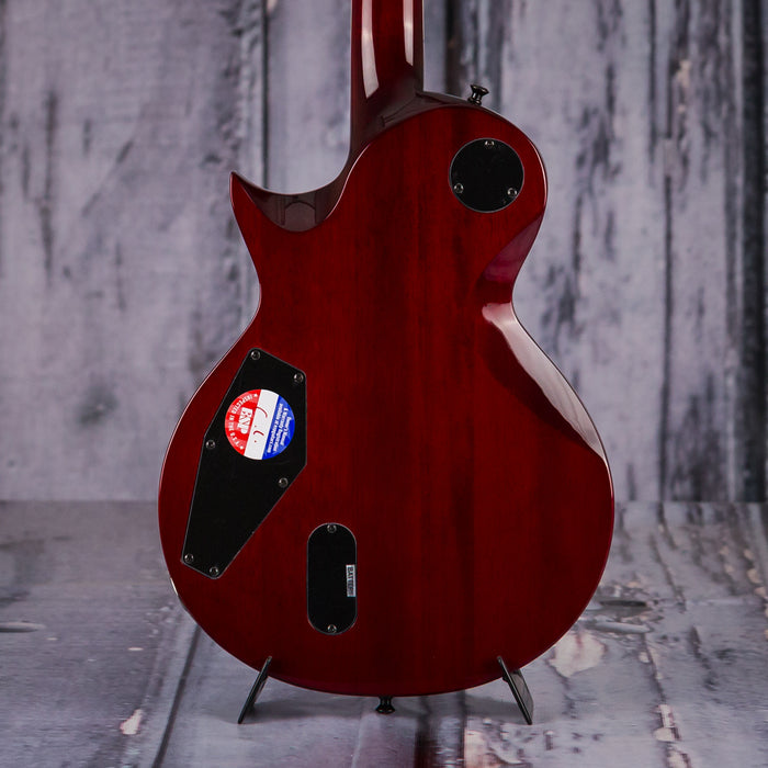 ESP LTD Limited Edition EC-1000 Fluence, Volcano Red