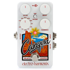 Electro-Harmonix Canyon Delay And Looper