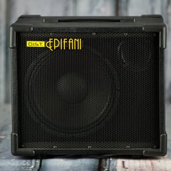 Epifani Custom 112 Bass Cab, Black