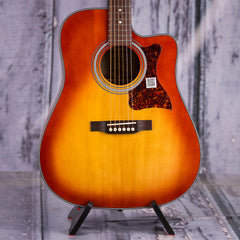 Epiphone Masterbilt DR-400MCE Acoustic/Electric, Faded Cherry Sunburst