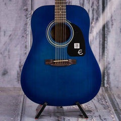 Epiphone PRO-1 Dreadnought, Translucent Blue