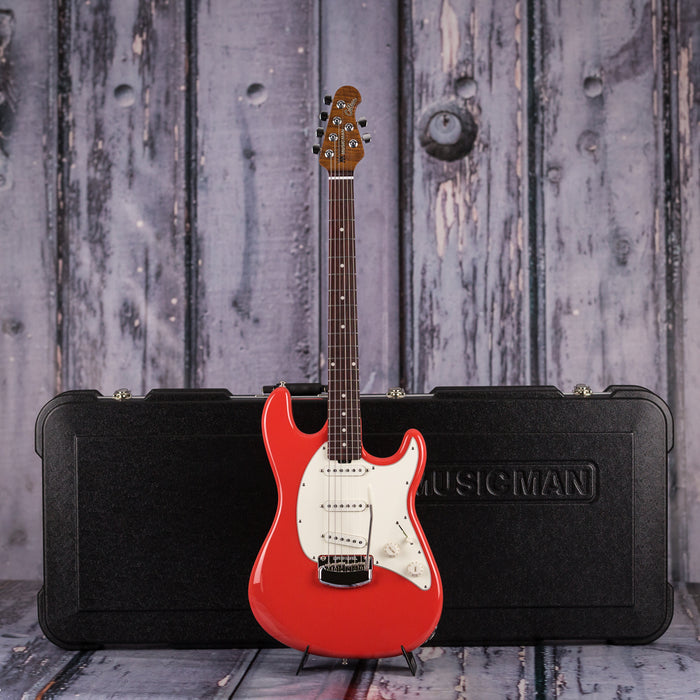 Ernie Ball Music Man Cutlass RS, Coral Red